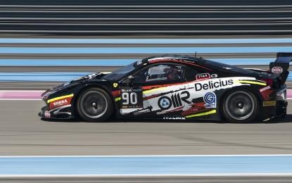 Blancpain: tripletta e podio per la Ferrari