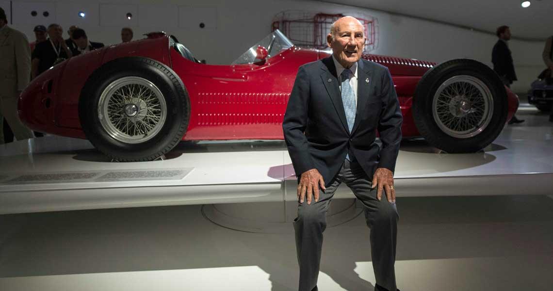 Maserati: inaugurata la mostra del centenario