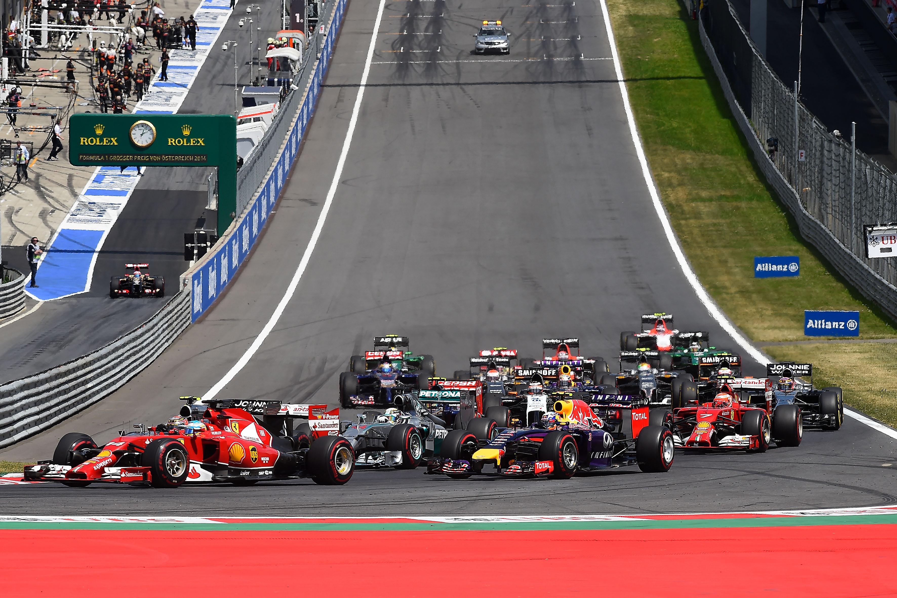 Ferrari: il punto sulla gara in Austria