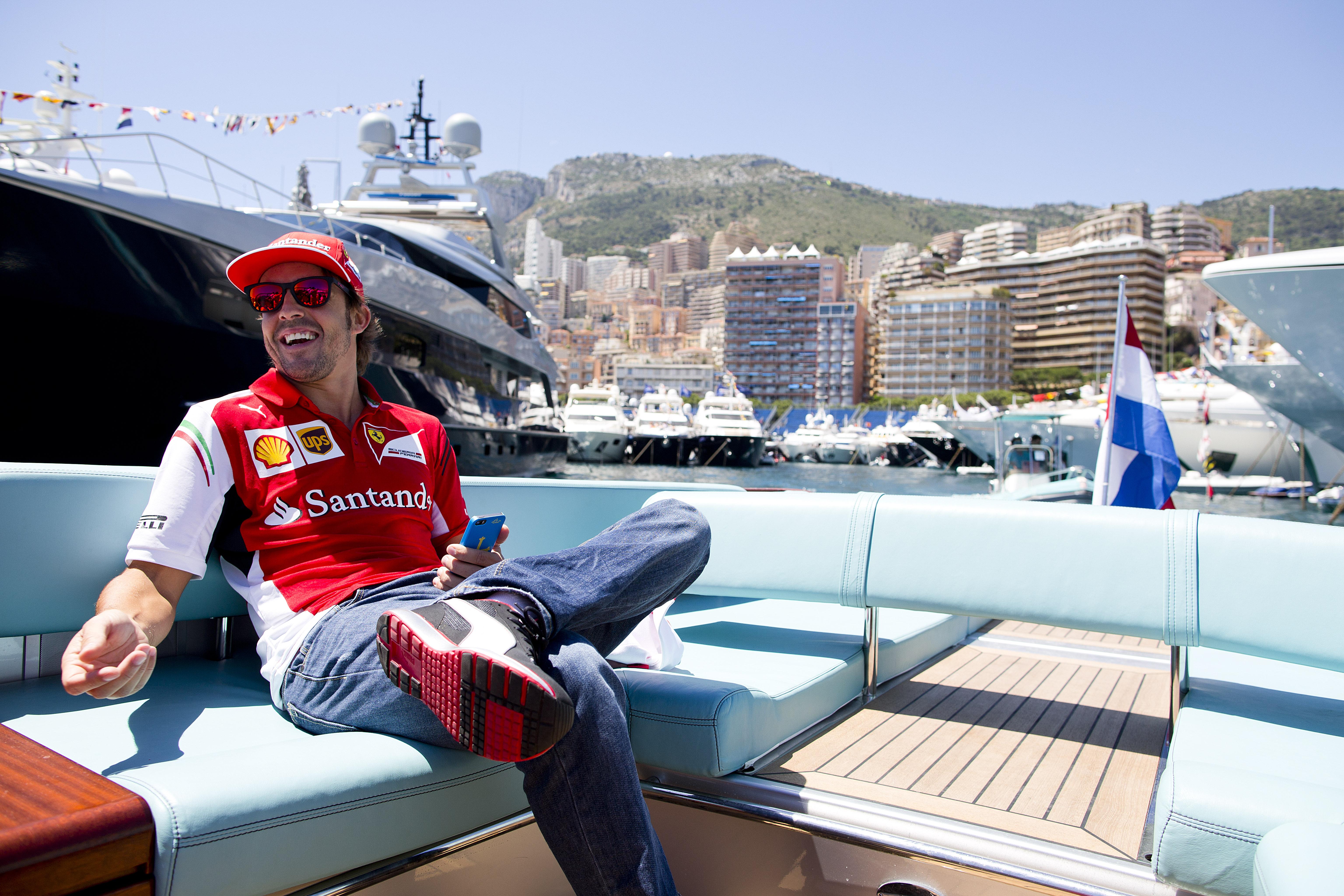 Al largo con Fernando