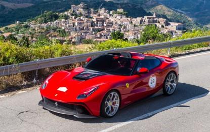 Ferrari F12 TRS: debutto alla Cavalcade