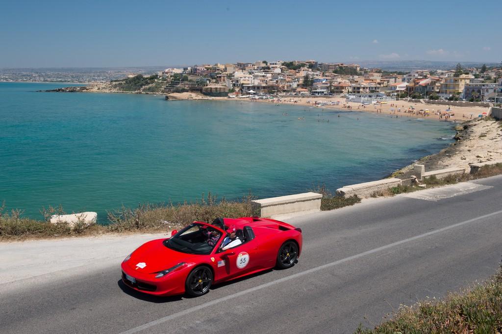 Ferrari Cavalcade 2014: il gran finale