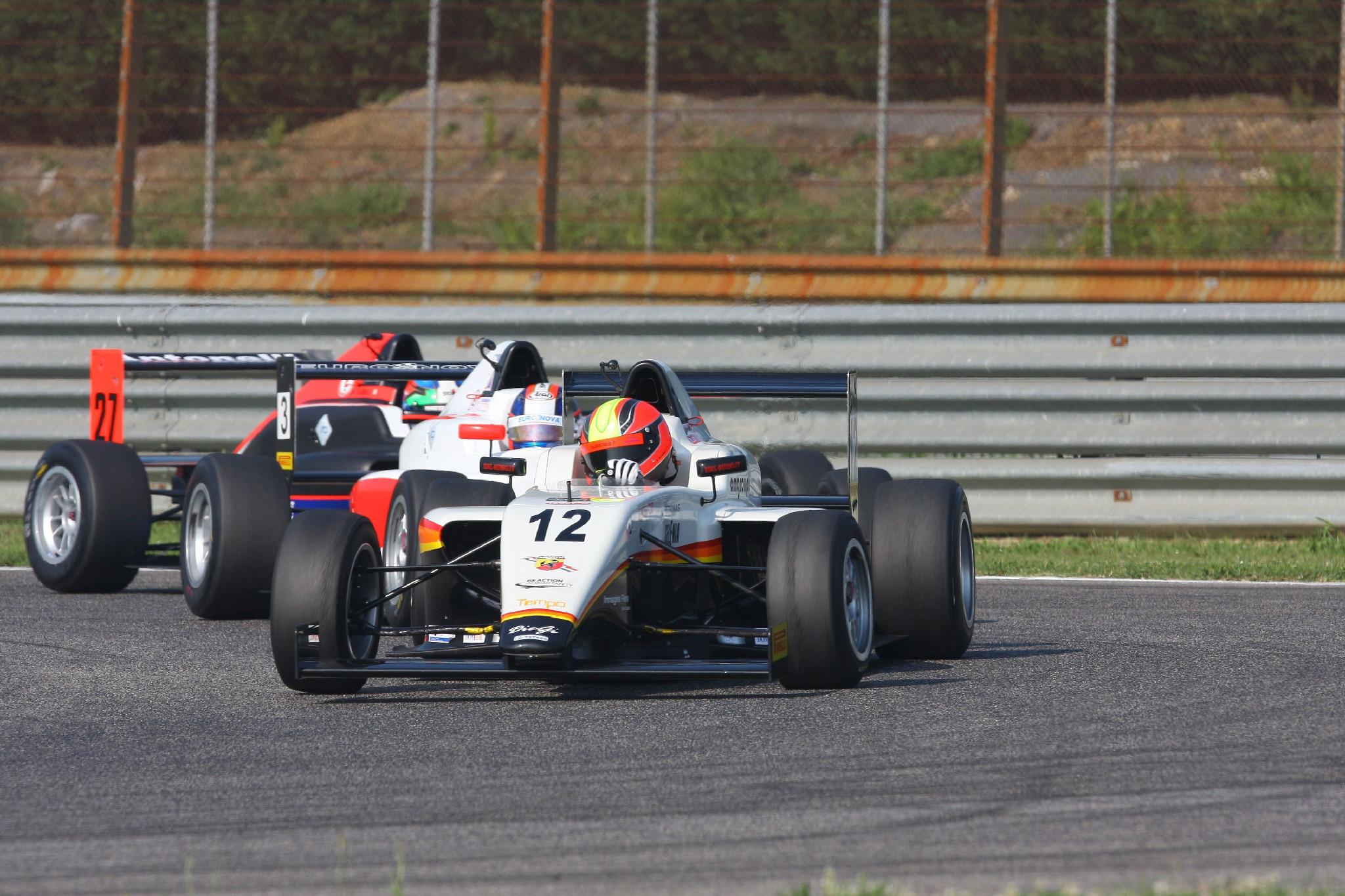 Italian F.4 Championship: tre diversi vincitori ad Adria