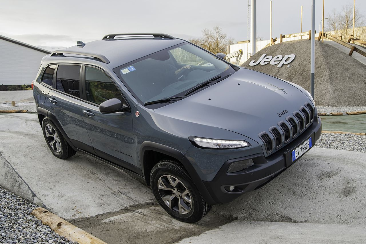 Jeep Cherokee Territory European Tour