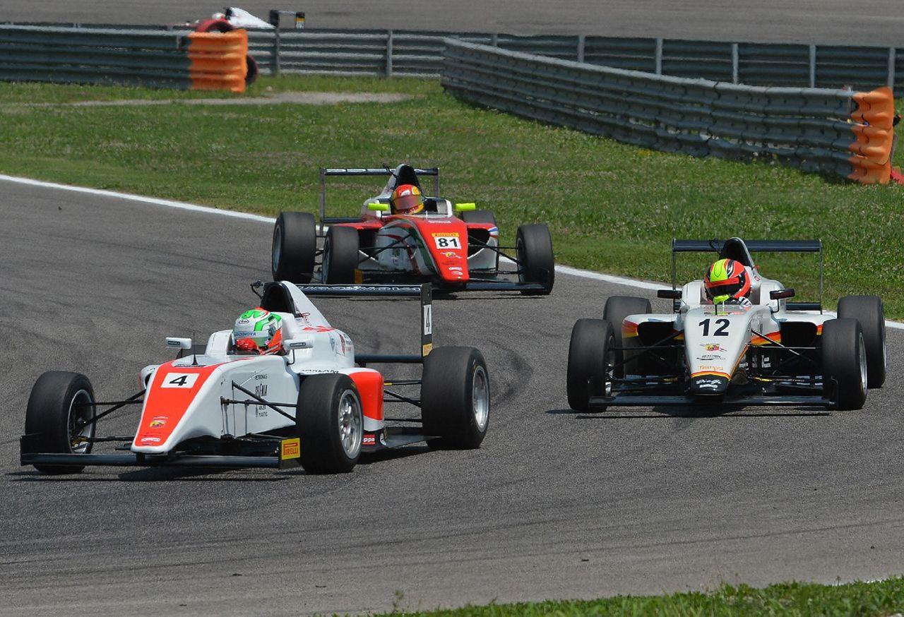 Italian F.4 Championship: 2° round a Imola