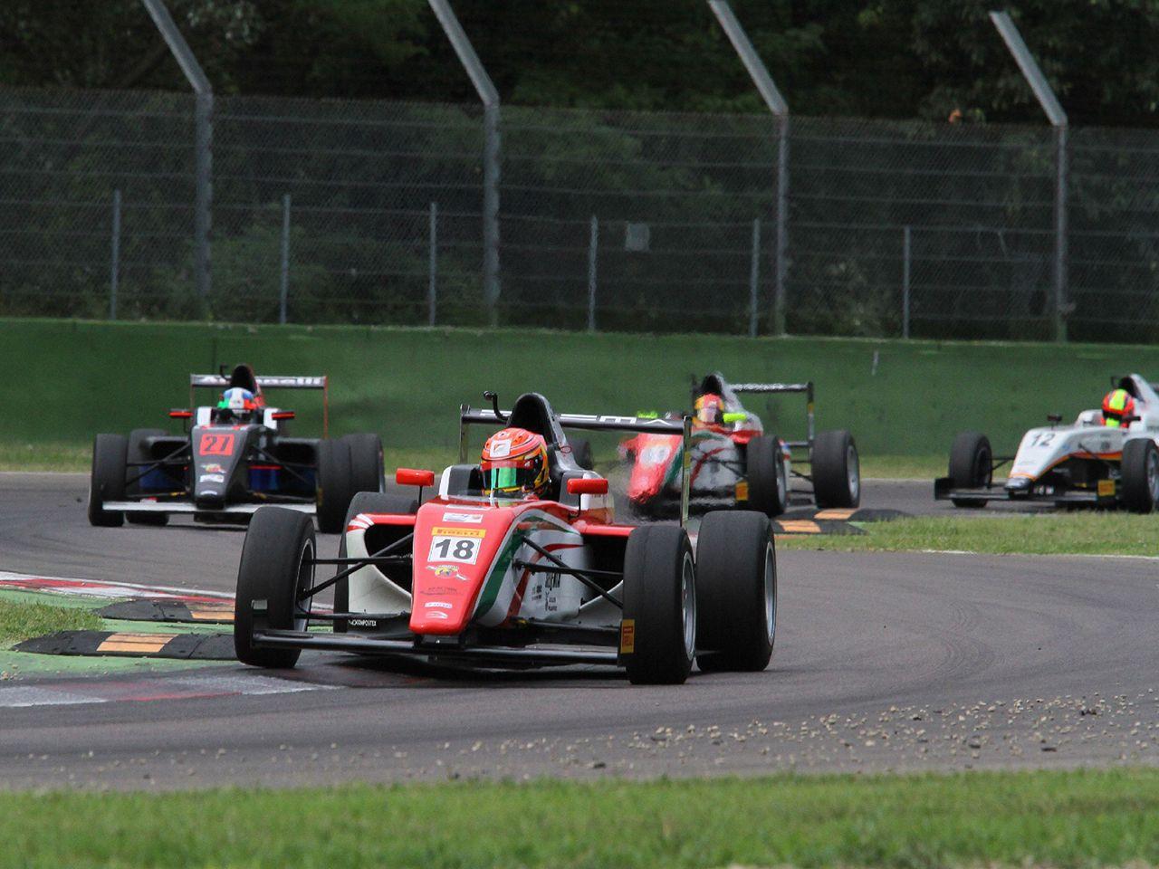 Italian F.4 Championship: doppio successo di Stroll