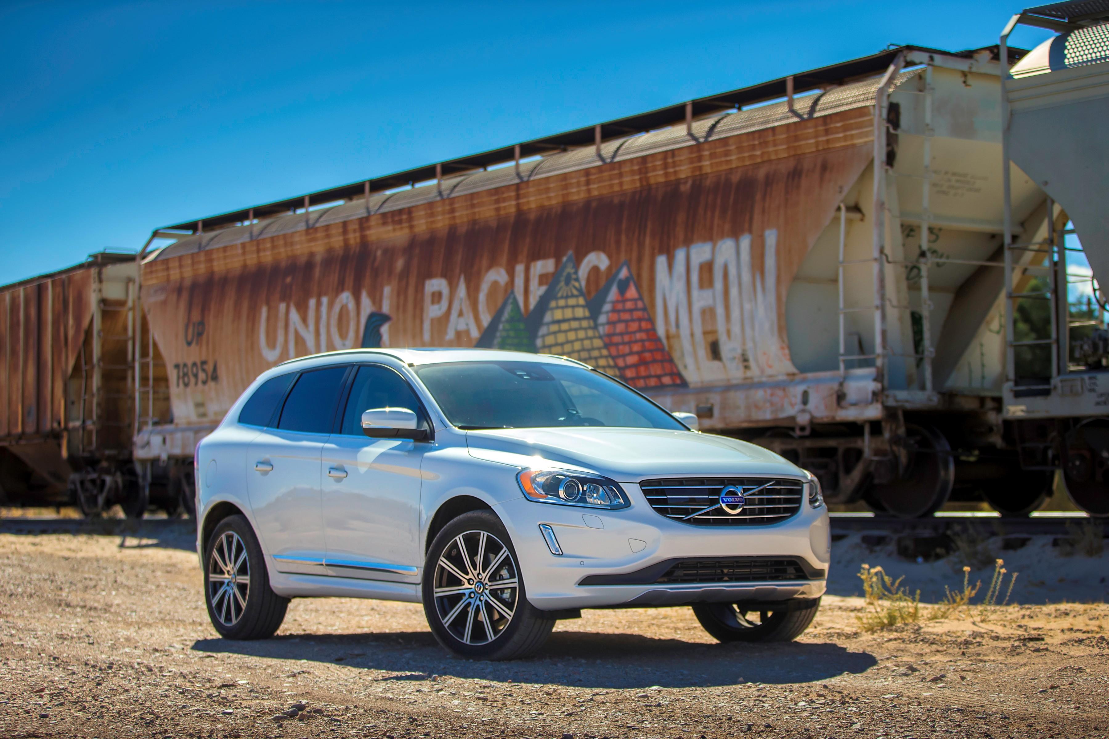 Volvo brand premium in Europa