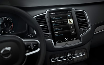 Android Auto sulle Volvo di prossima generazione