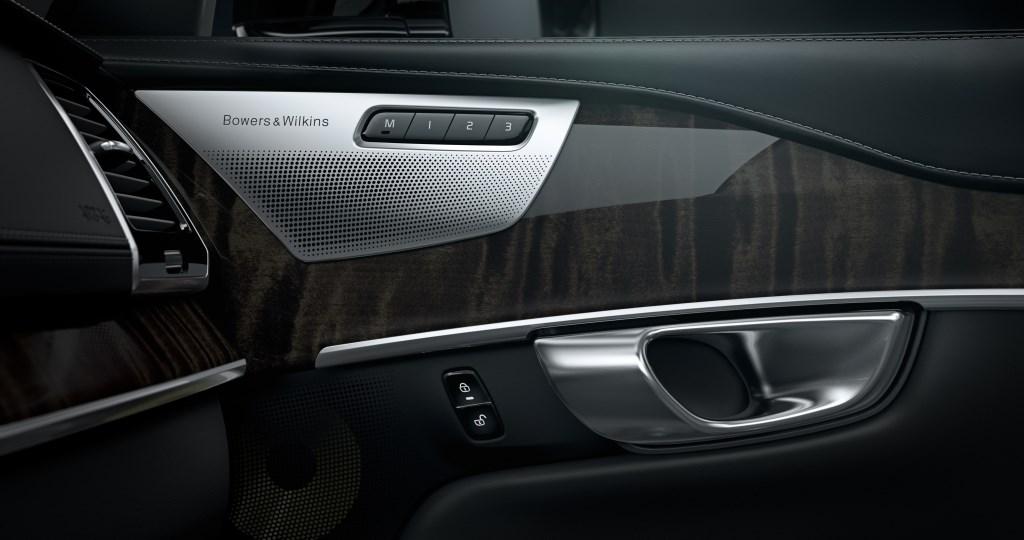 Volvo e Bowers & Wilkins per la nuova Volvo XC90
