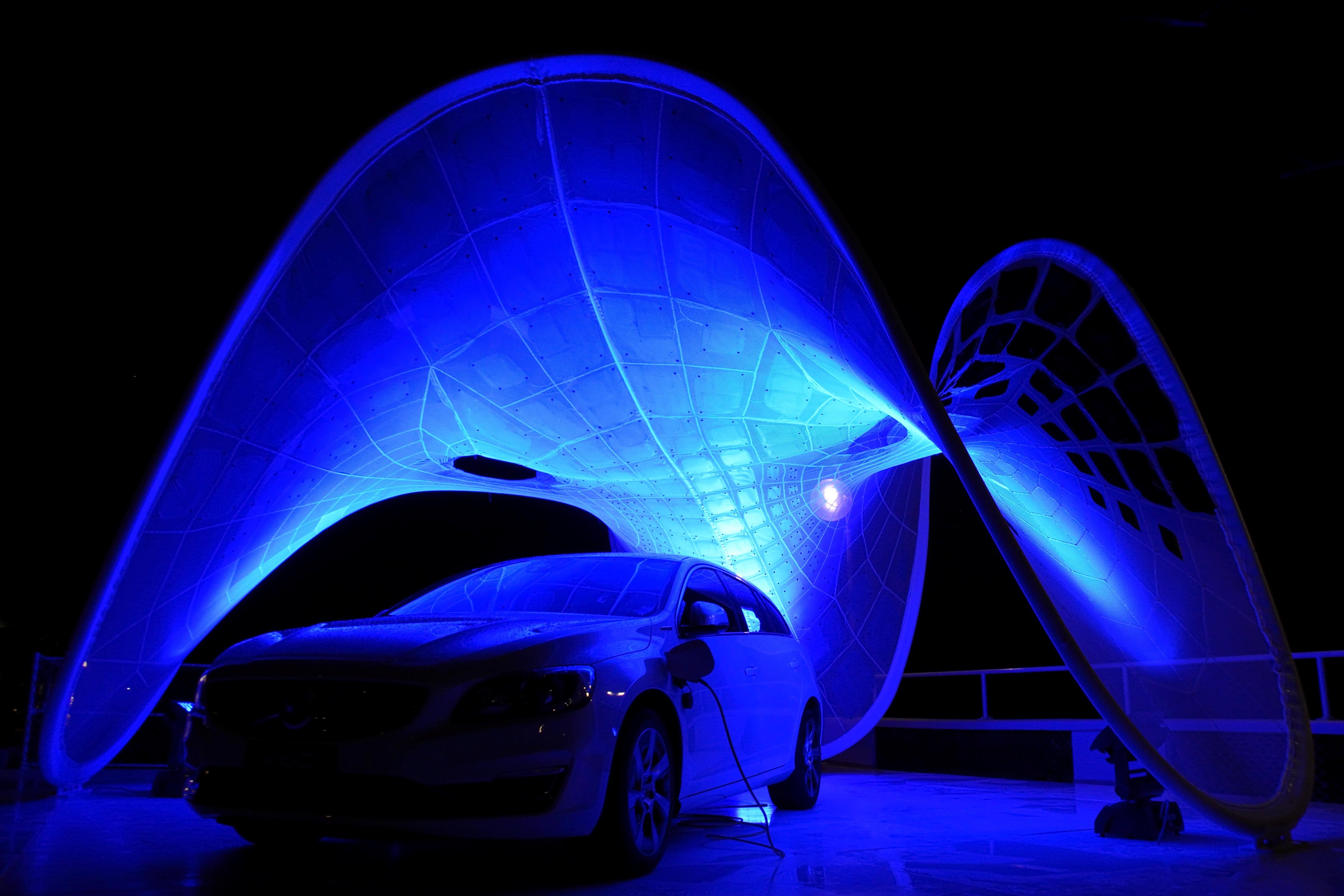 Volvo Vision 2020 al forum degli architetti di Venezia