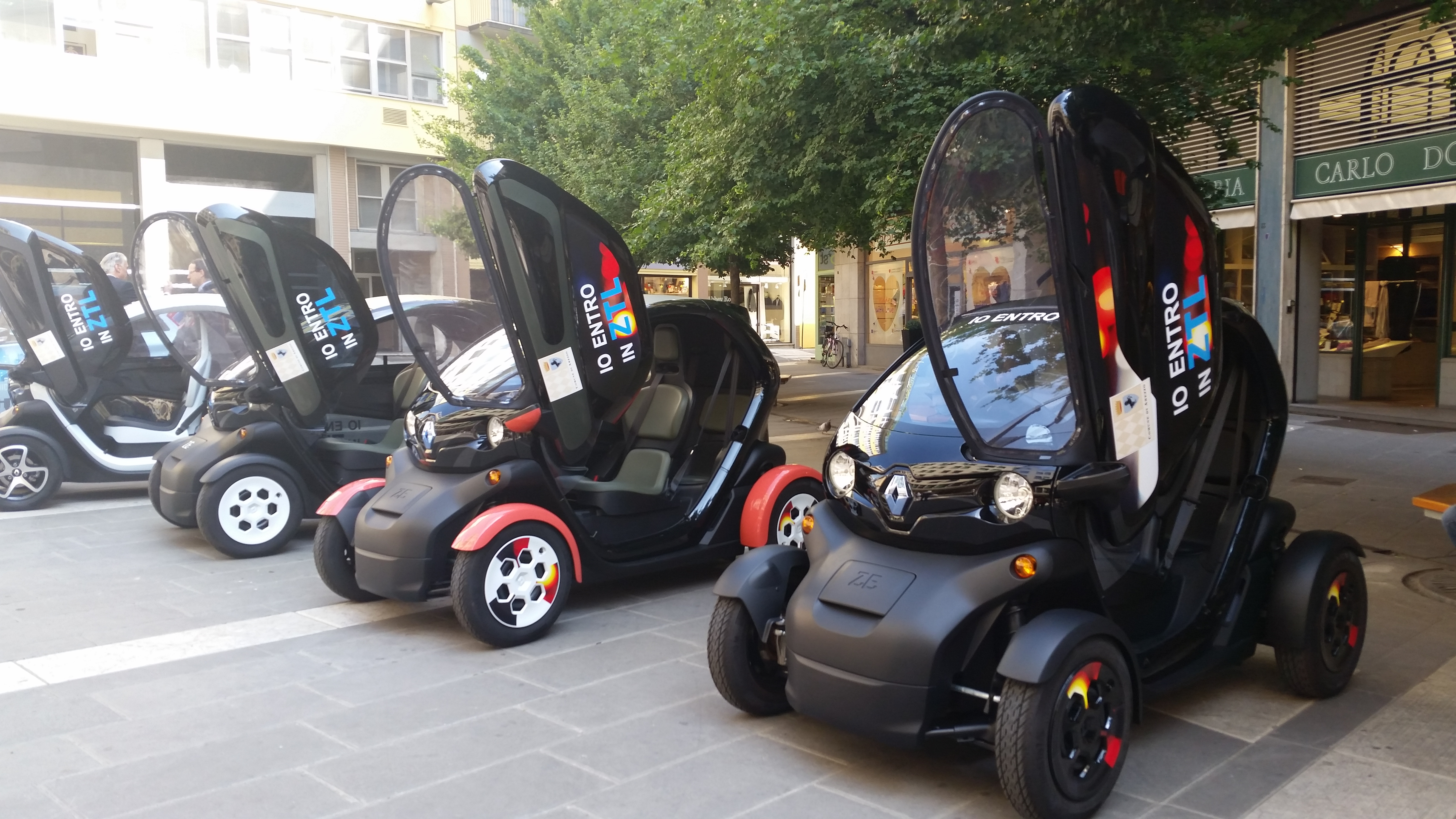 Renault per la mobilità sostenibile di Arezzo