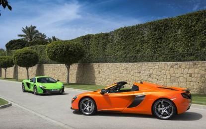 McLaren Automotive: bilanci e progetti a lungo termine