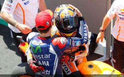 MotoGP: Marquez vince il duello con Lorenzo, Rossi terzo