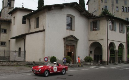 Due gioielli per Mosca al Bergamo Historic GP