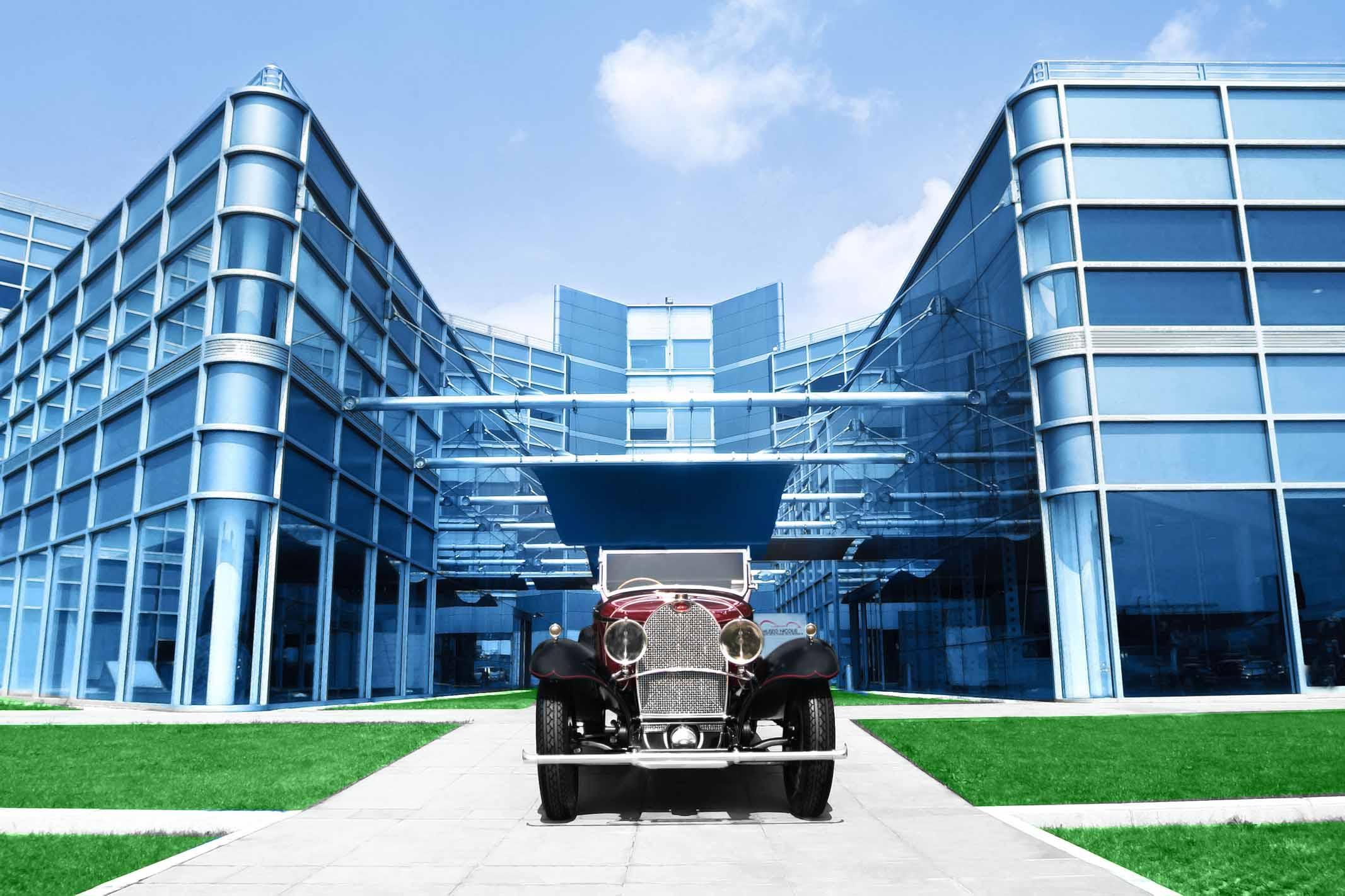 """Il Museo Nicolis al concorso di Eleganza  """"Verona Legend Cars"""""""