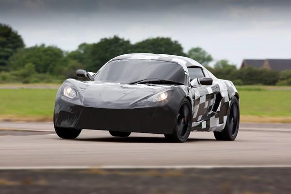 SP:01 la supercar elettrica più veloce al mondo