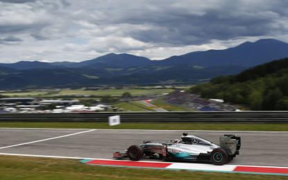Austria: il venerdì dopo le Mercedes, Alonso
