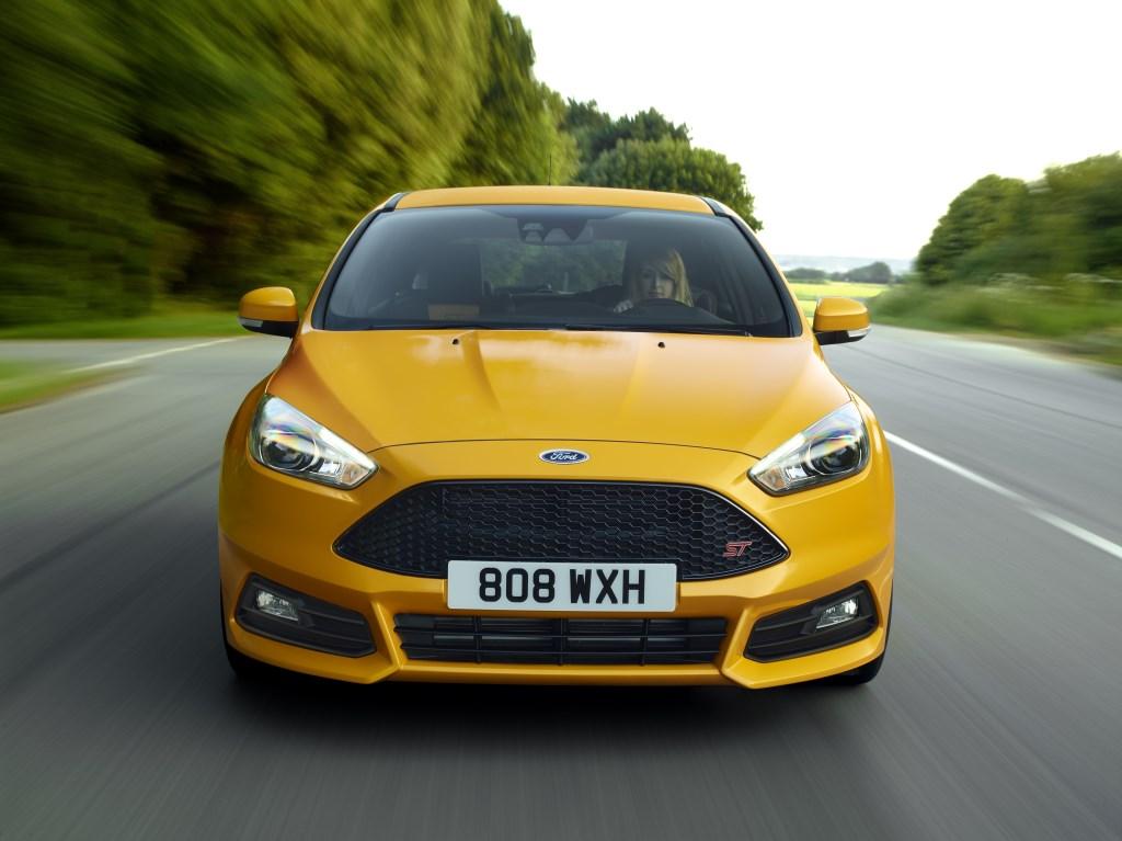 Ford svela l'attesissima nuova Focus ST