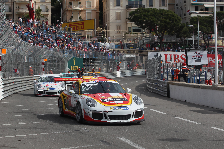 Porsche Supercup: Fulgenzi pronto per l'Austria