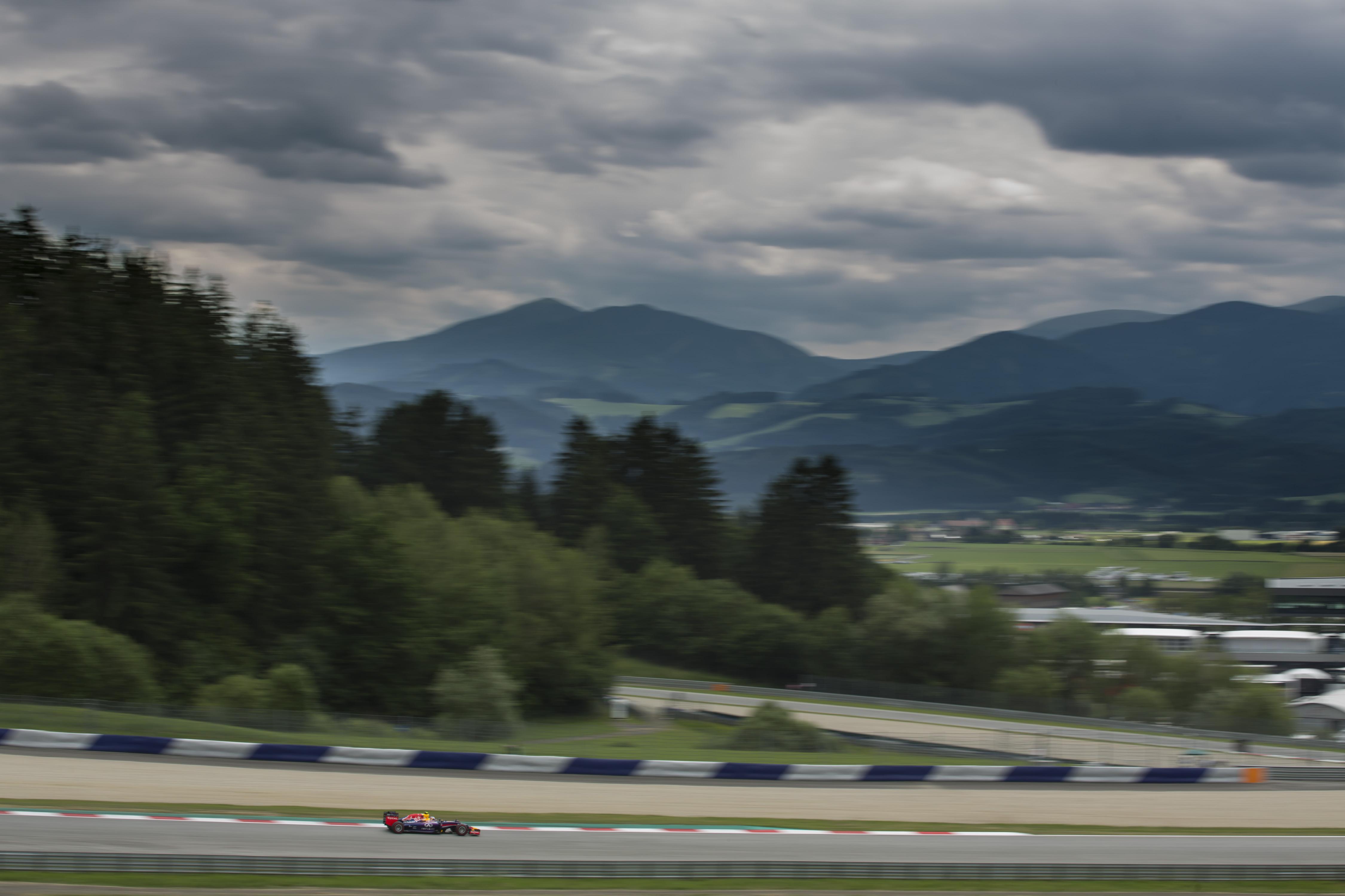 Minardi: road to Austria