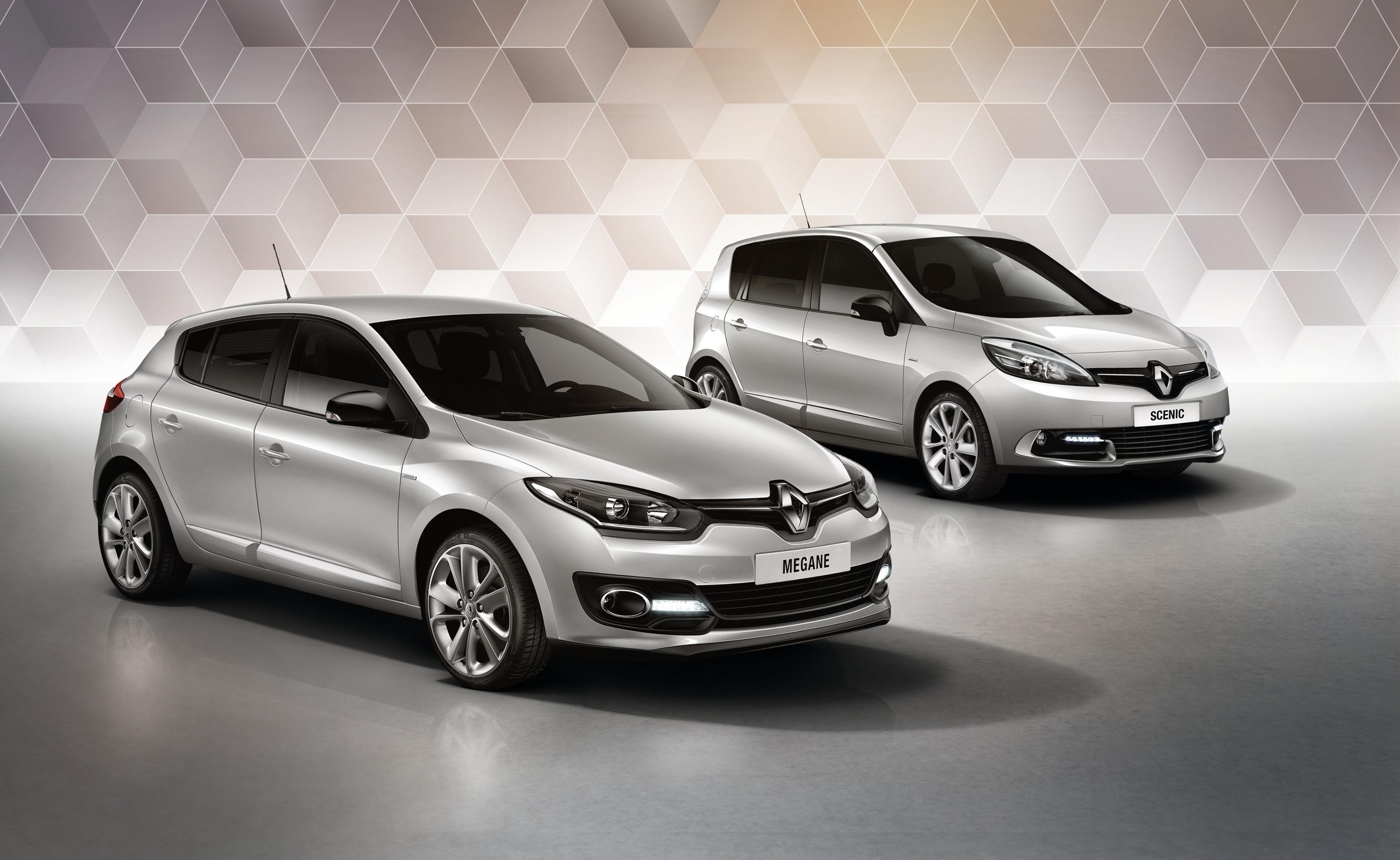 Nasce la gamma LIMITED Renault