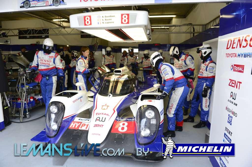 Michelin alla 24 Ore di Le Mans