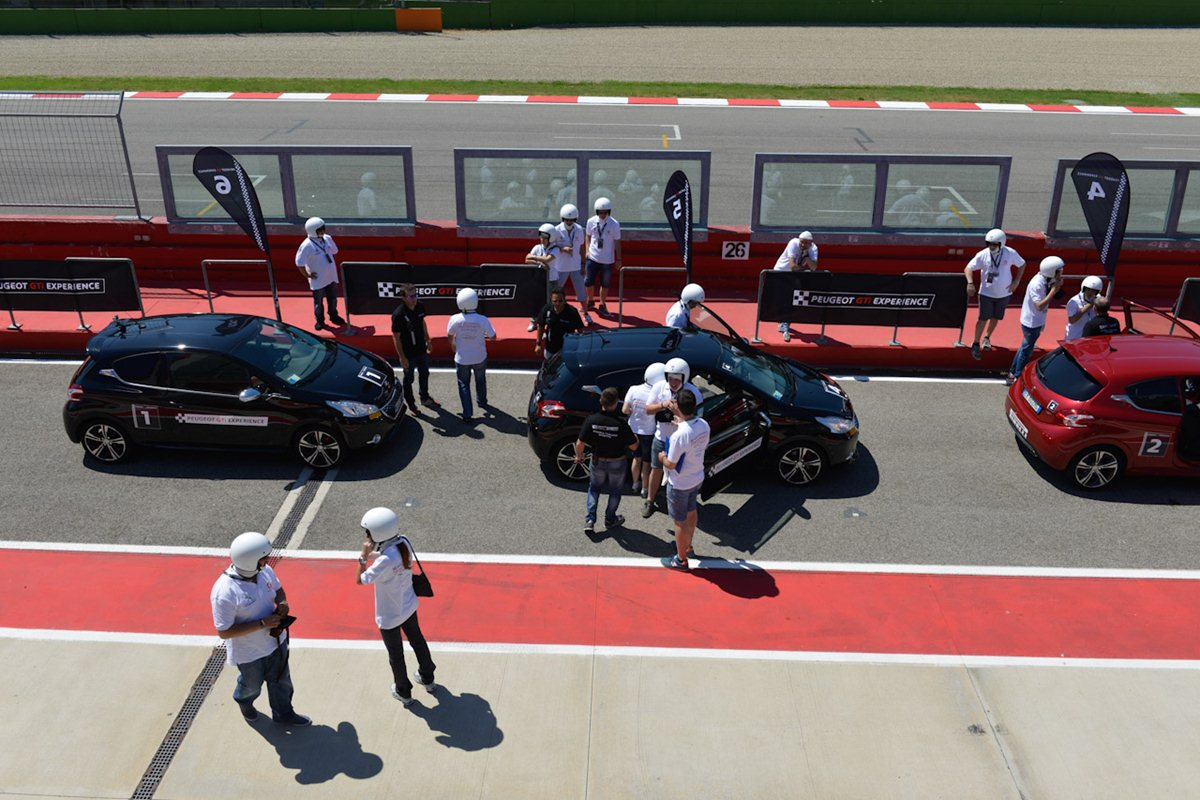 Peugeot Driving Experience