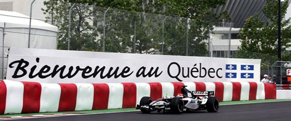 Canada: l'anteprima di Gian Carlo Minardi
