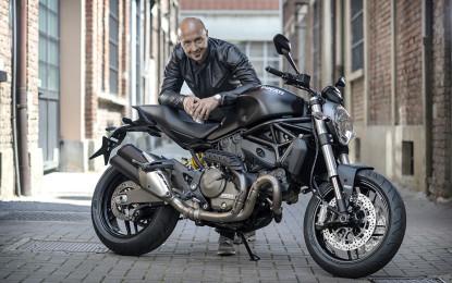 Joe Bastianich e la sua passione per Ducati