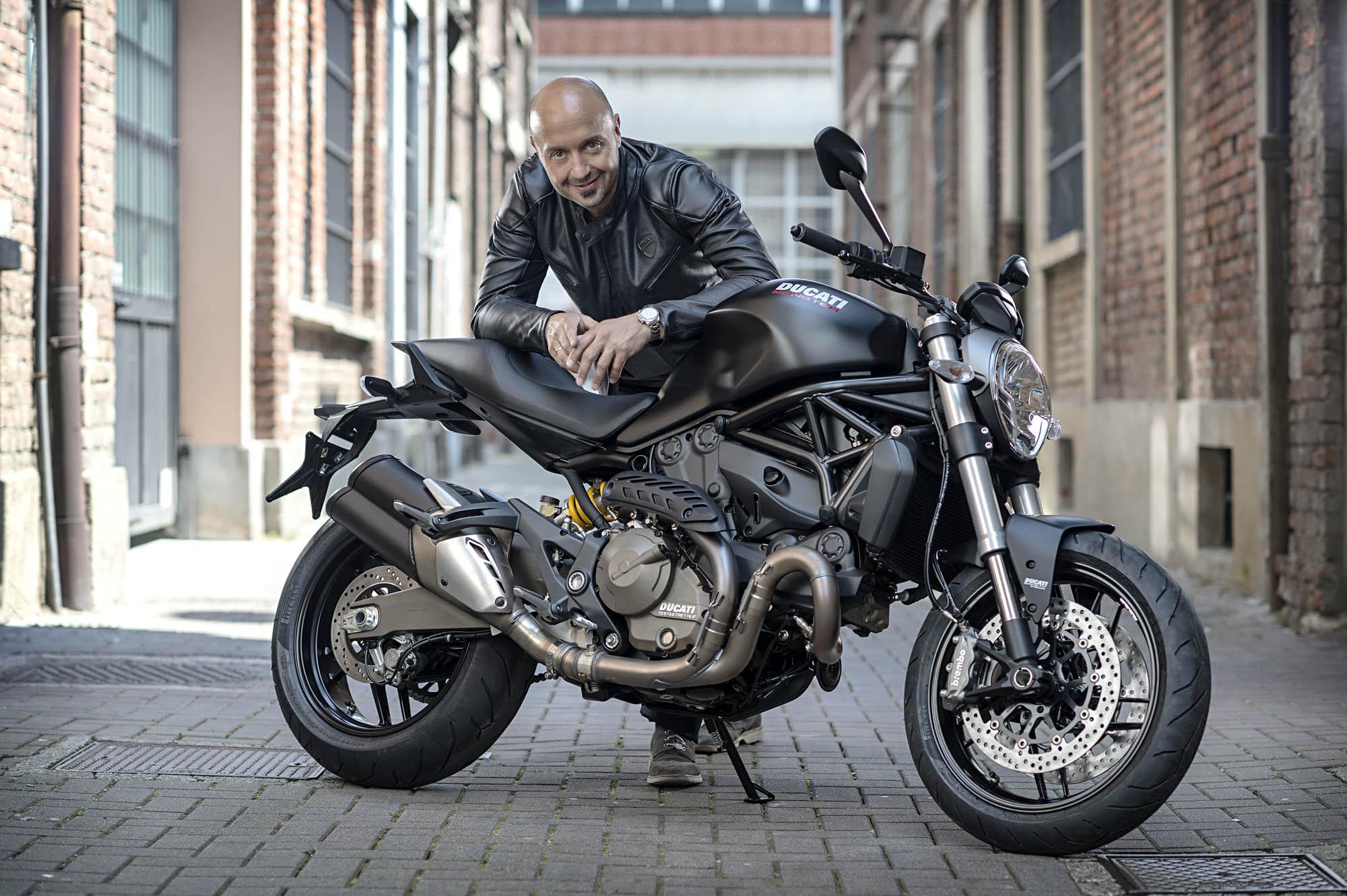 Scarpe Fila Ducati Monster