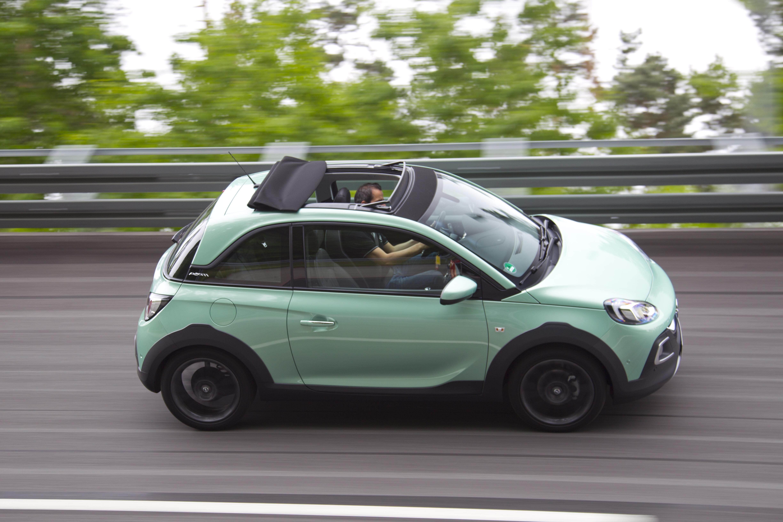 Opel ADAM ROCKS il richiamo dell'avventura