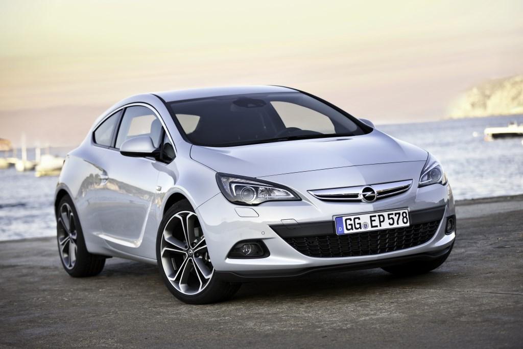 Opel Astra GTC silenziosamente diesel