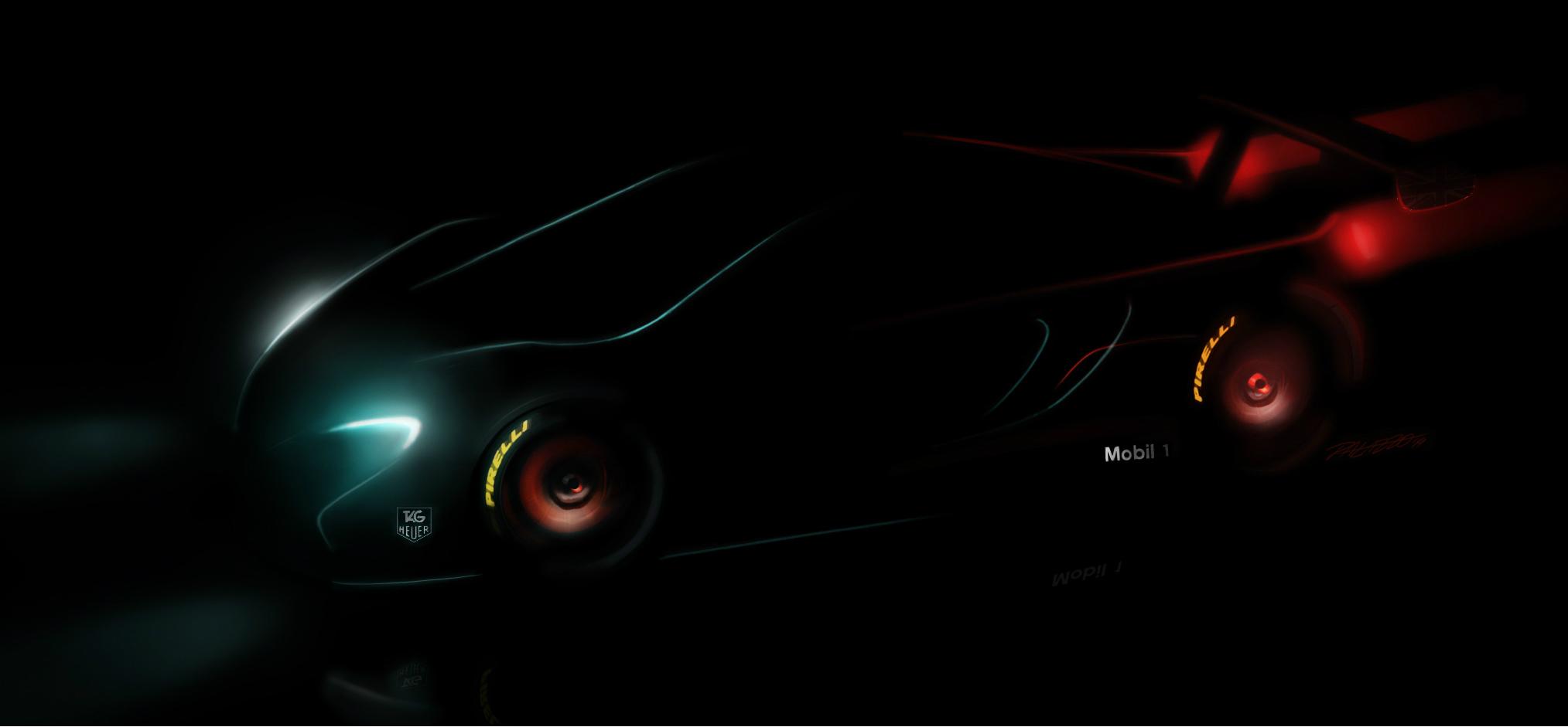McLaren: a Goodwood il lancio della P1 GTR