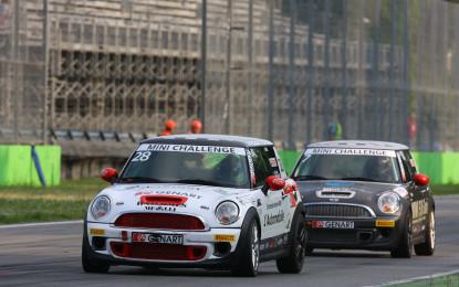 MINI Challenge: Calcagni conquista Gara 2 a Monza