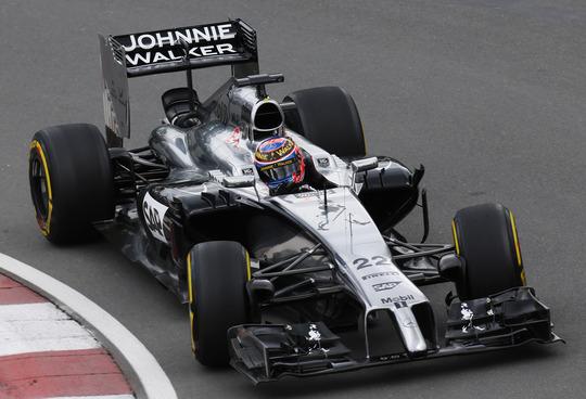 Canada: punti doppi per McLaren Mercedes