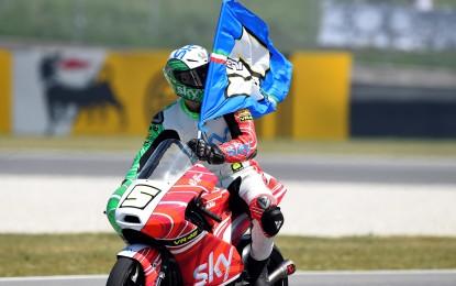Moto3: Fenati regala un sogno all'Italia