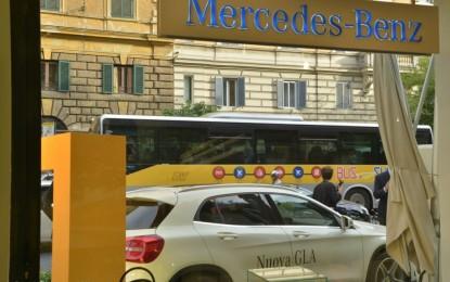 A Roma il primo Urban Mobility Store Mercedes-Benz e smart