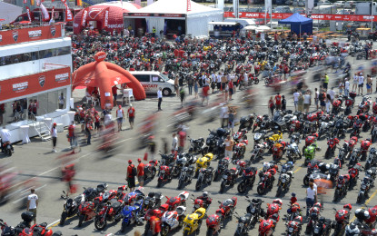 Scrambler Ducati: al WDW2014 l'anteprima alla community