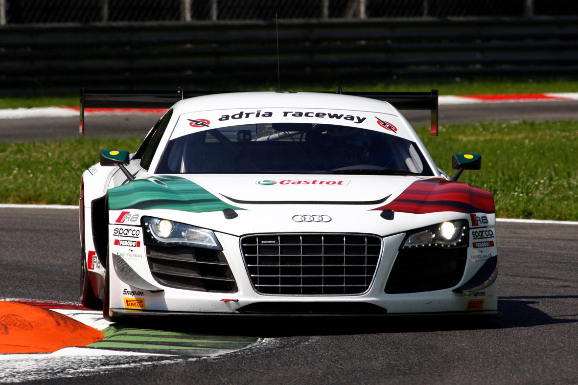 GT: Zonzini-Capello due volte a punti a Monza