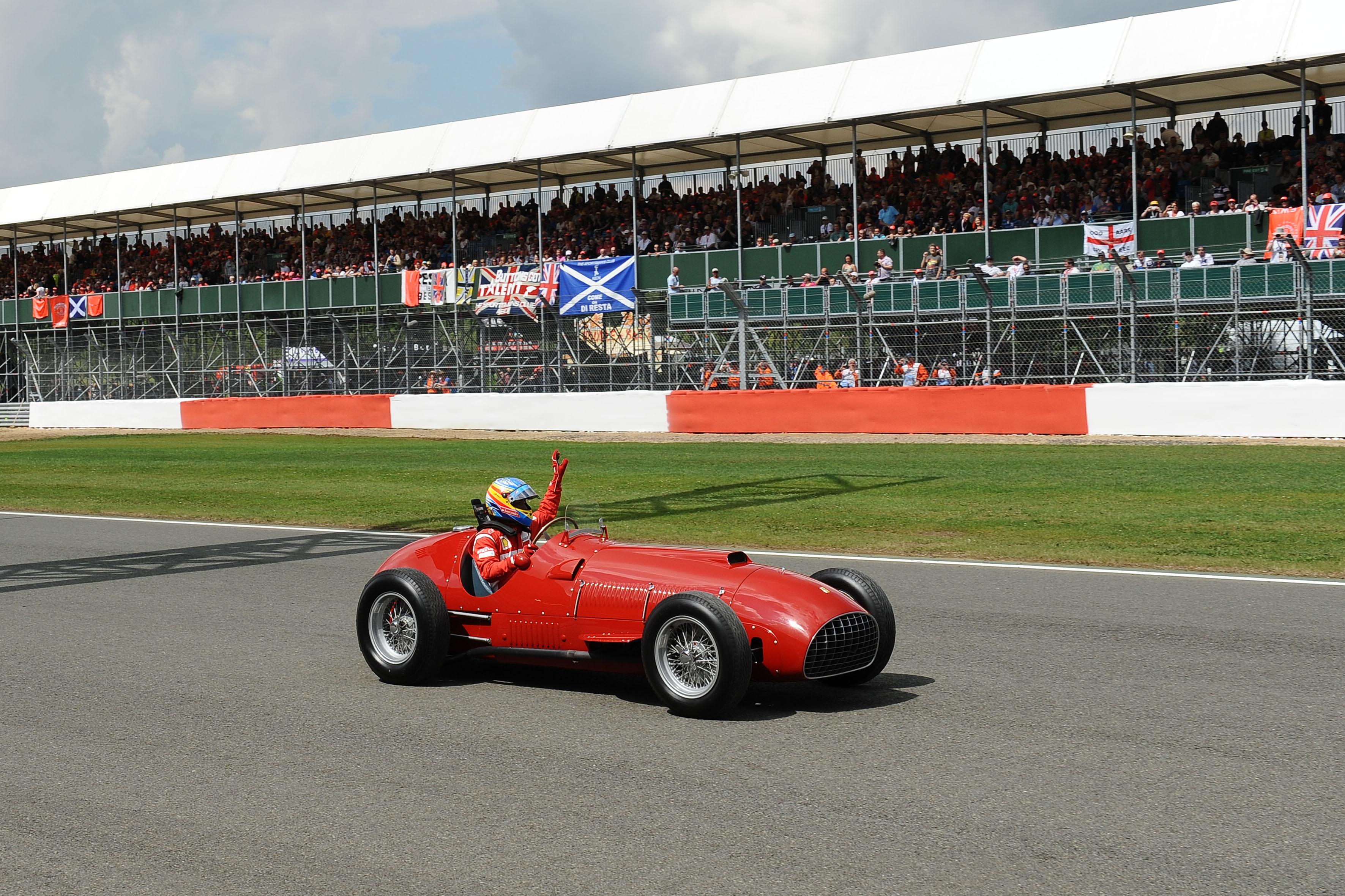 Ferrari e Silverstone, appuntamento con la storia