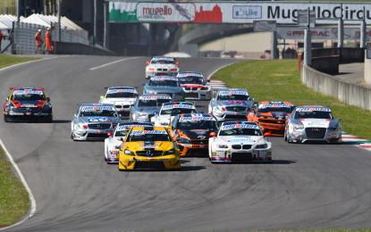 EUROV8SERIES nel weekend motori accesi a Brno