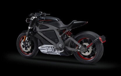 "Harley-Davidson svela il ""Project LiveWire"""