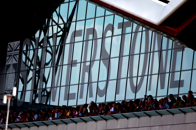 Silverstone: da oggi via al weekend