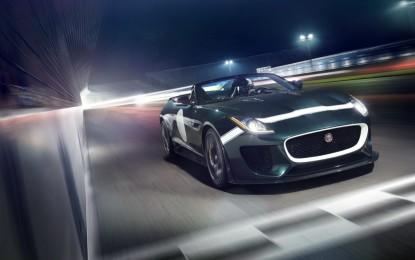 F-TYPE PROJECT 7: la Jaguar più potente e veloce