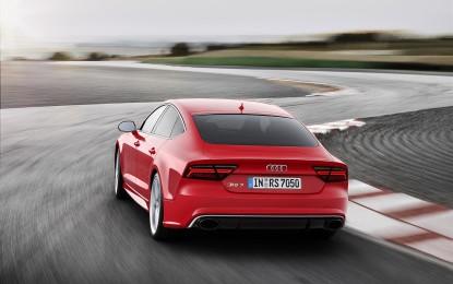 Audi RS 7 Sportback ancora più graffiante