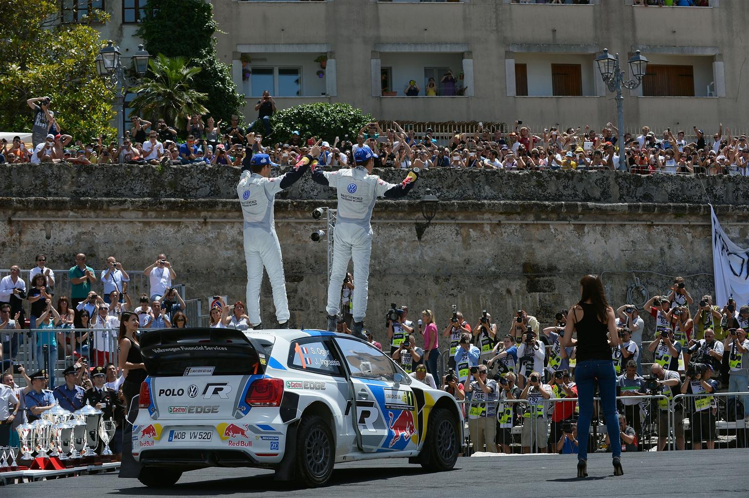 Polo R WRC anche al Rally d'Italia