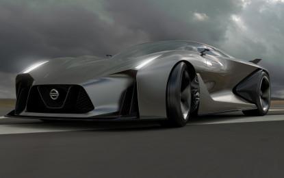 Nissan, Playstation e il futuro delle supercar