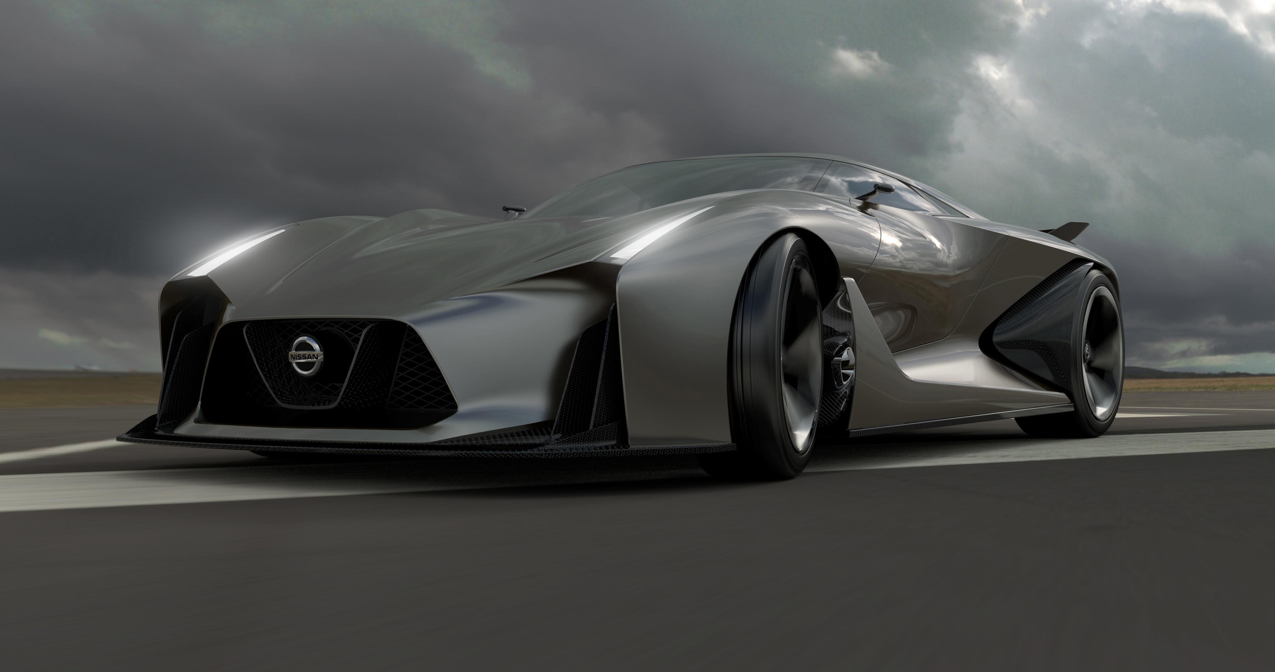 Nissan Playstation E Il Futuro Delle Supercar