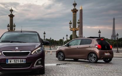 Nuova Peugeot 108
