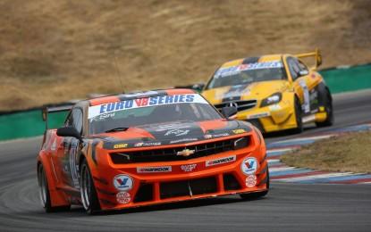 EUROV8SERIES: Solaris Motorsport torna alla vittoria